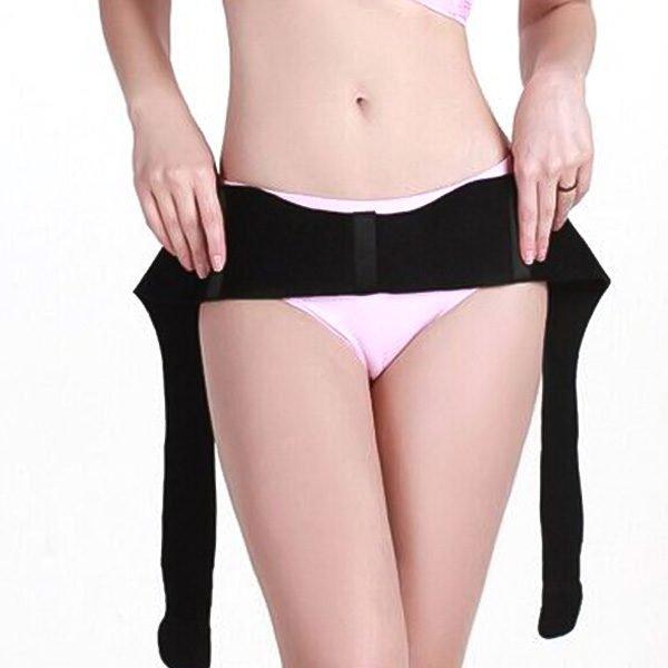 pelvis belts wearing