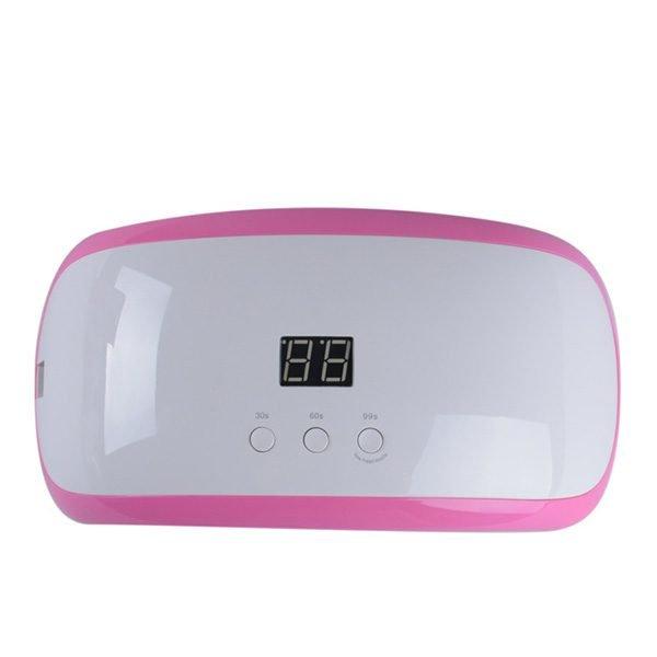 Nail UV Dryer timing function