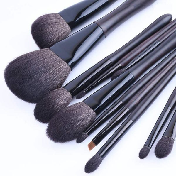 China manufacture makeup brush sets affordable