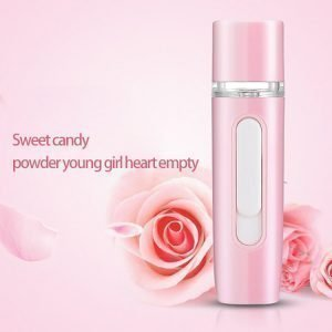 Nano Water Mist Sprayer Pink for Facial Wholesale from China