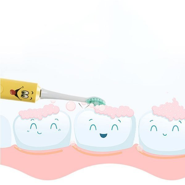 Cartoon Electric Toothbrush