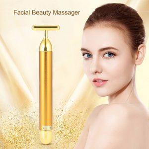 Gold Face Massager Suppliers