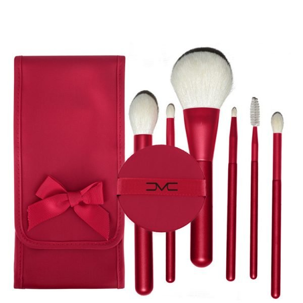 6 pcs Makeup Brush Set