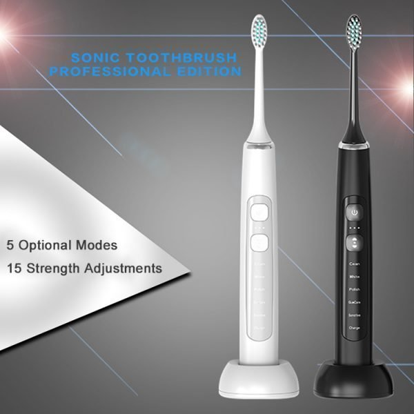 5 MODES Automatic Electric Toothbrush