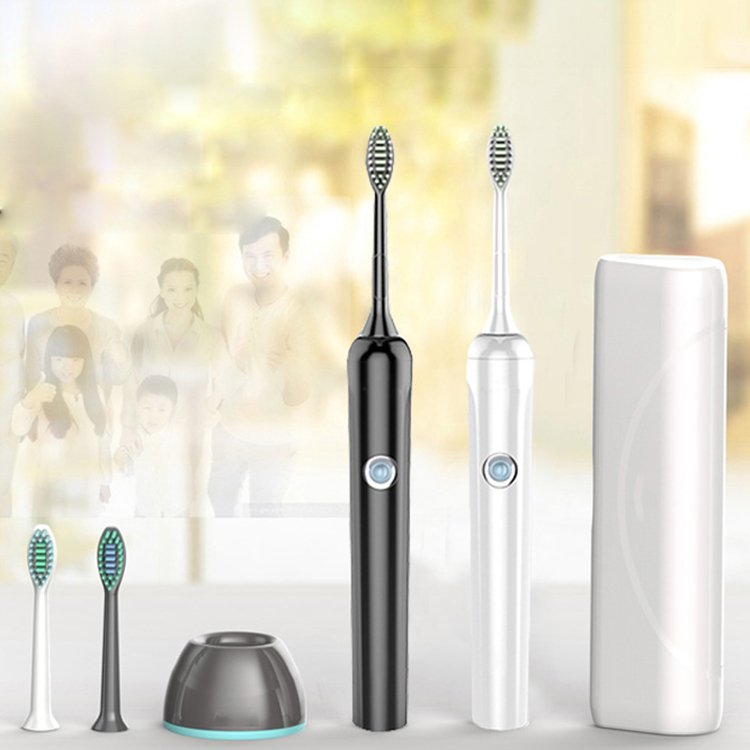 Sonic Electric Toothbrush set
