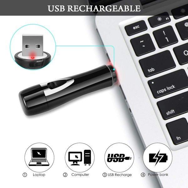 USB RECHARGEABLE Best Bikini Trimmer