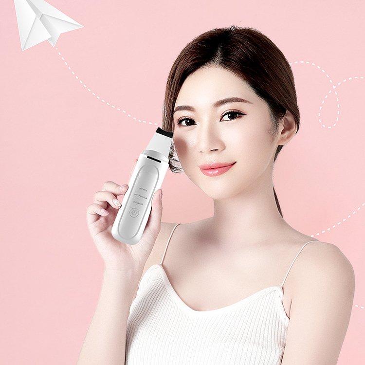 2019 New Ultrasonic Skin Scrubber Cleaner