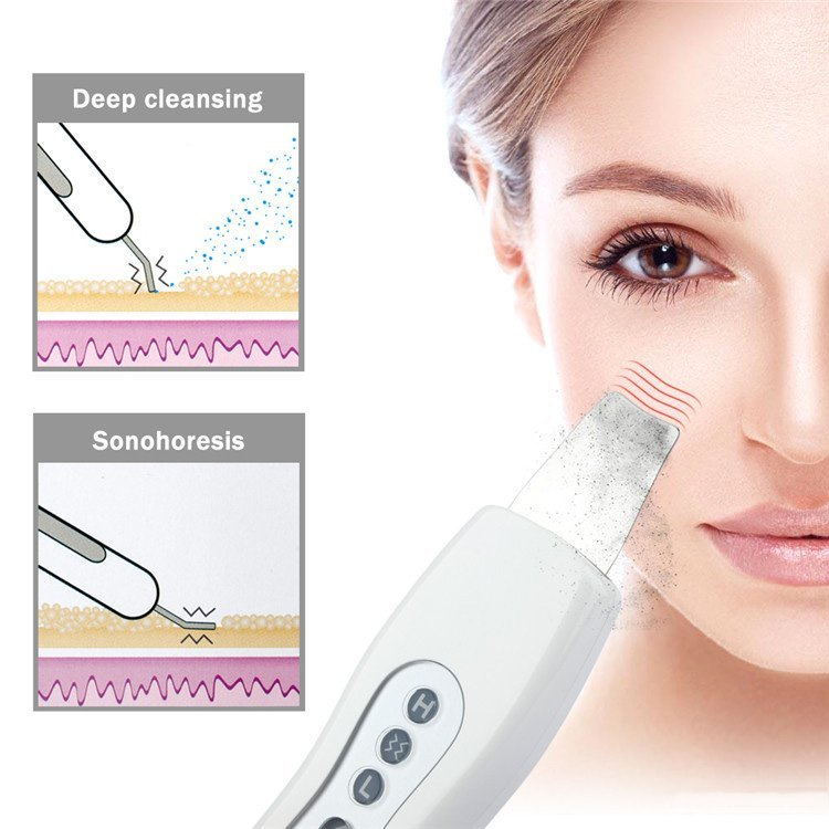 Skin Scrubber Functions
