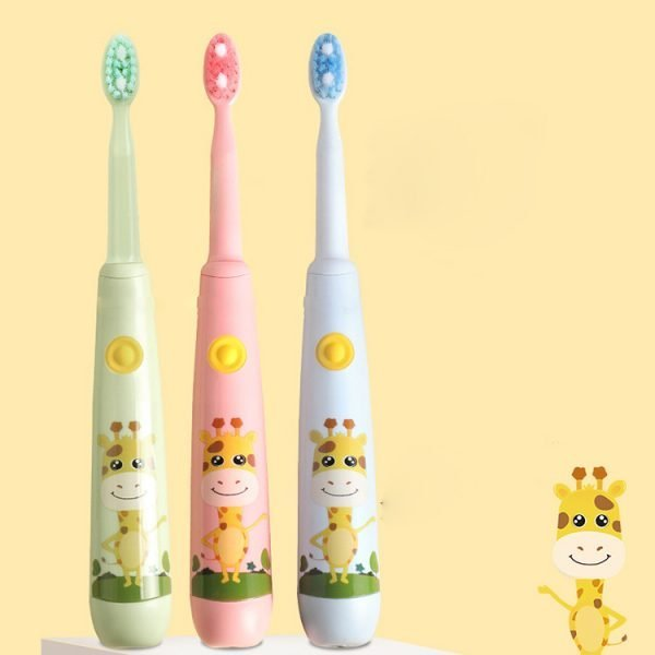 Children's Sonic Electric Toothbrush