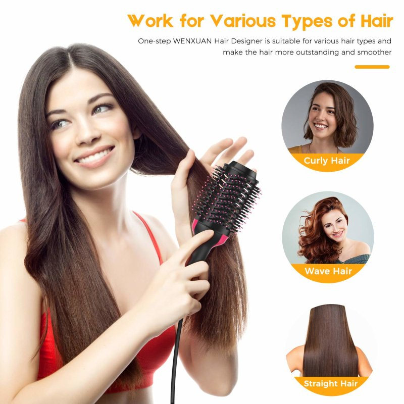 Hot Air Brush Comb
