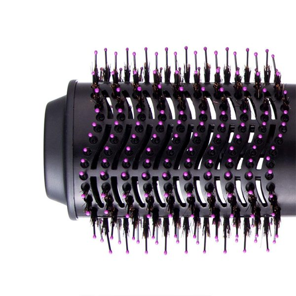 hot air brush black bristles