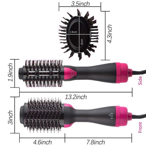 best seller hot air brush