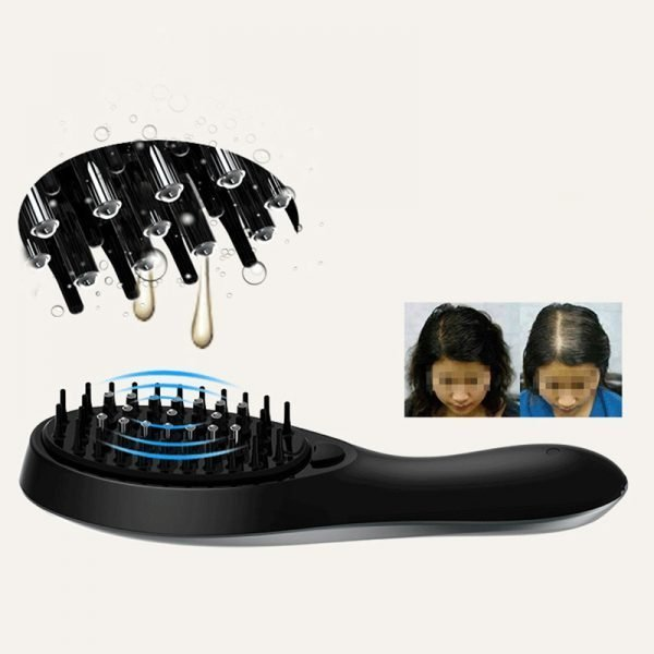 Liquid Massage Comb for Hair Growth