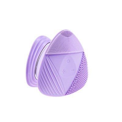 new model purple facial brush for blackheads