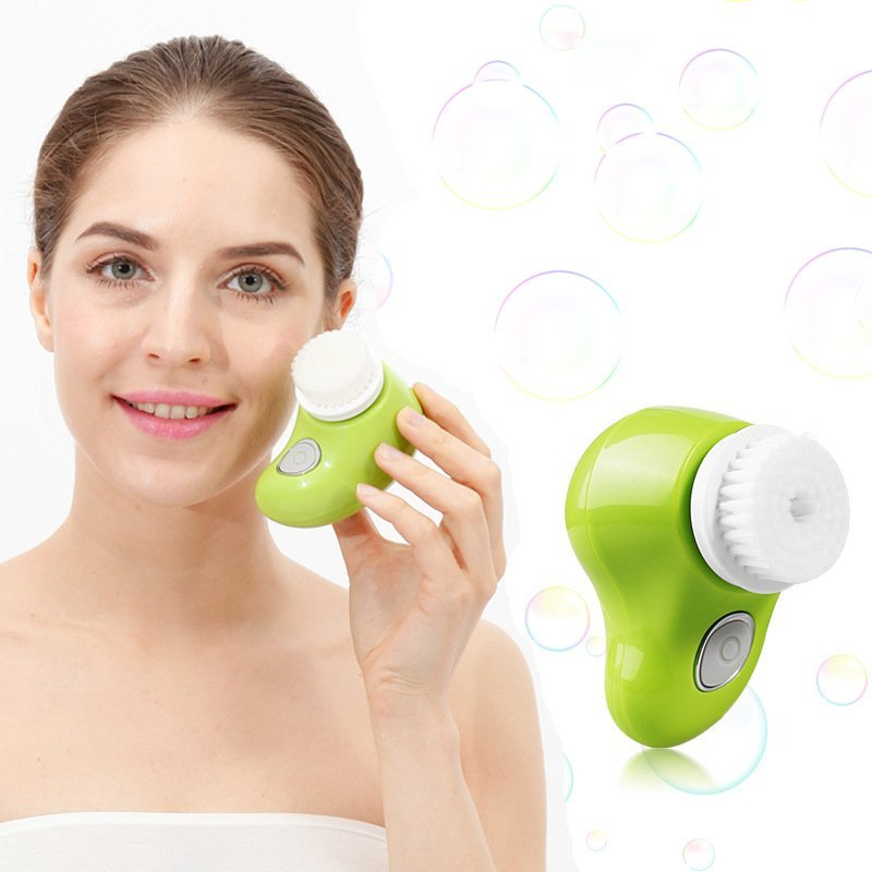 5 In 1 Multi-function Sonic Facial Cleansing Brush