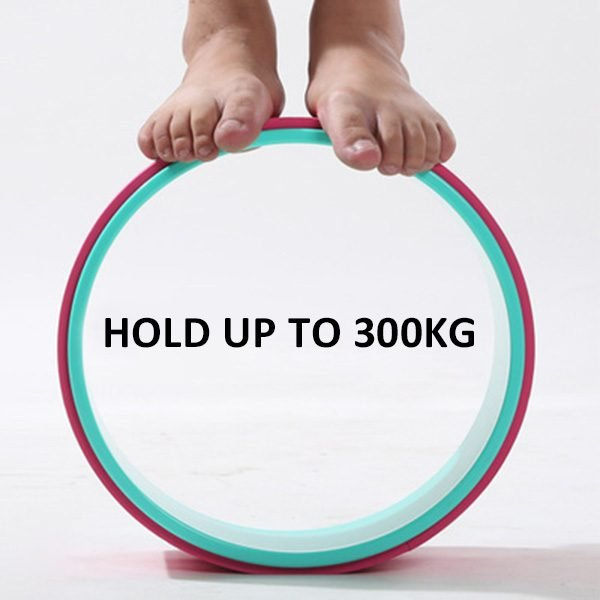 great weight load bearing yoga wheel wholeseller