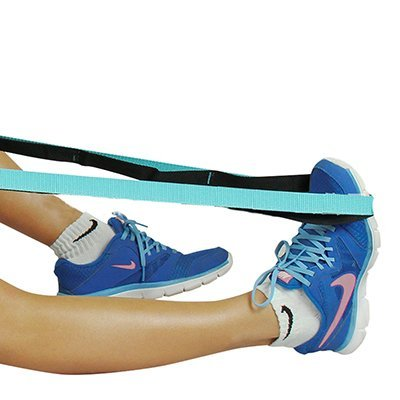 Thin calf training aid belt