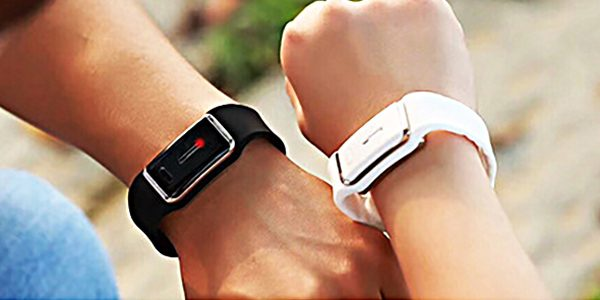 Couple mosquito repellent bracelet