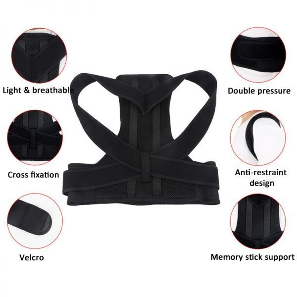 Upper Back Straightener Brace