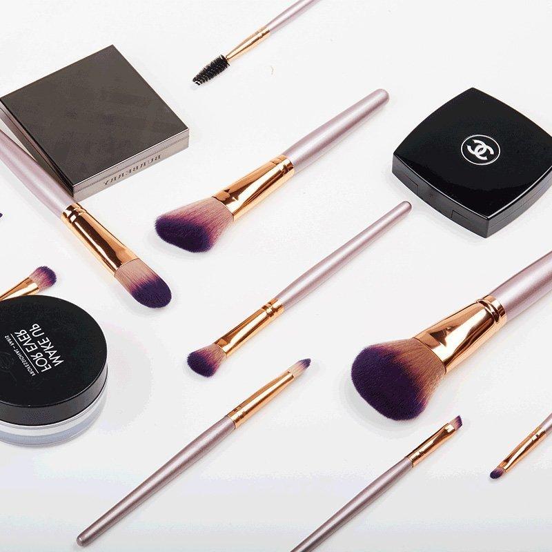 Makeup Brush Set  Face Powder Makeup Brush Kit
