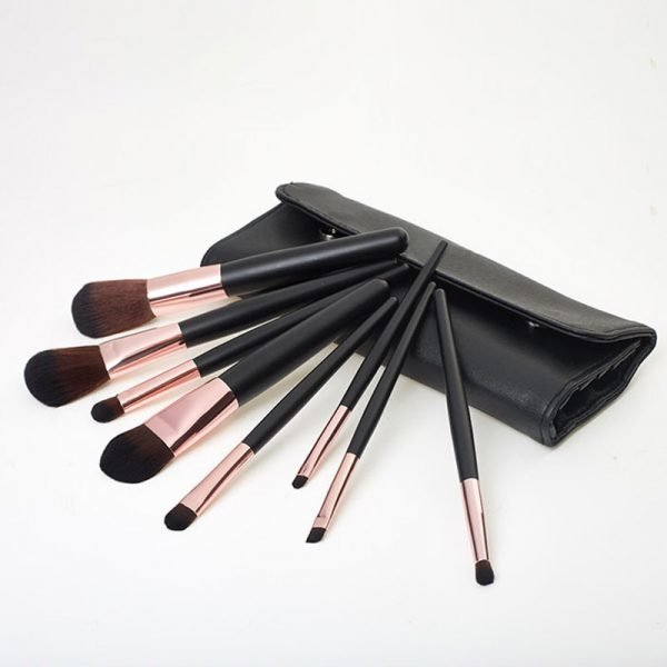 Makeup Brushes Kit With Travel Bag