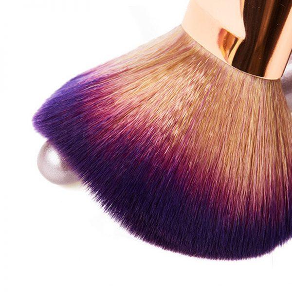starry sky makeup brush set