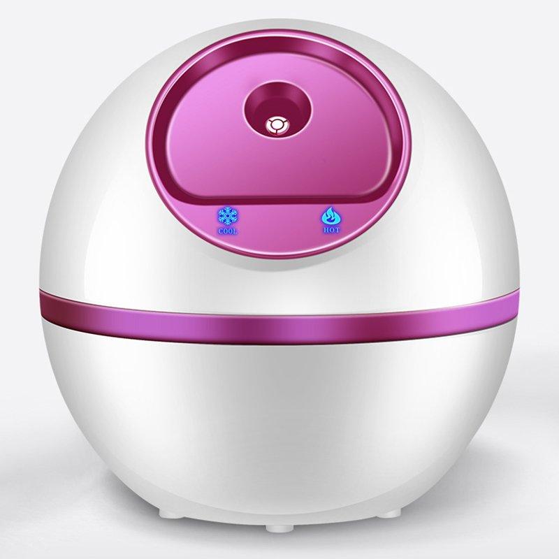 Hot and Cold Nano Ion Beauty Sprayer Facial Steamer