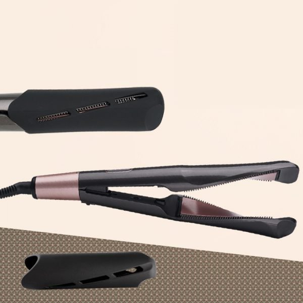 2 in 1 Flat Iron Hair Curlers