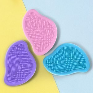 Wholesale Mini Electric Silicone Facial Cleansing Brush