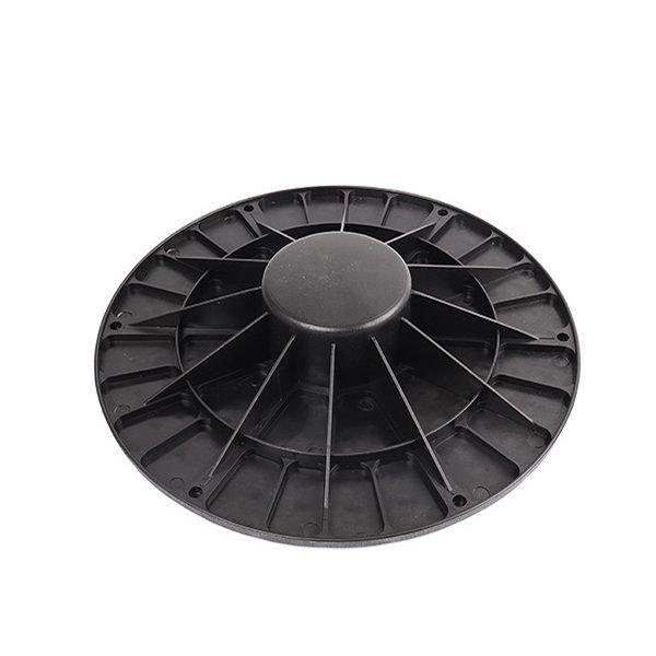 360 ° rotate balance plate buttom side