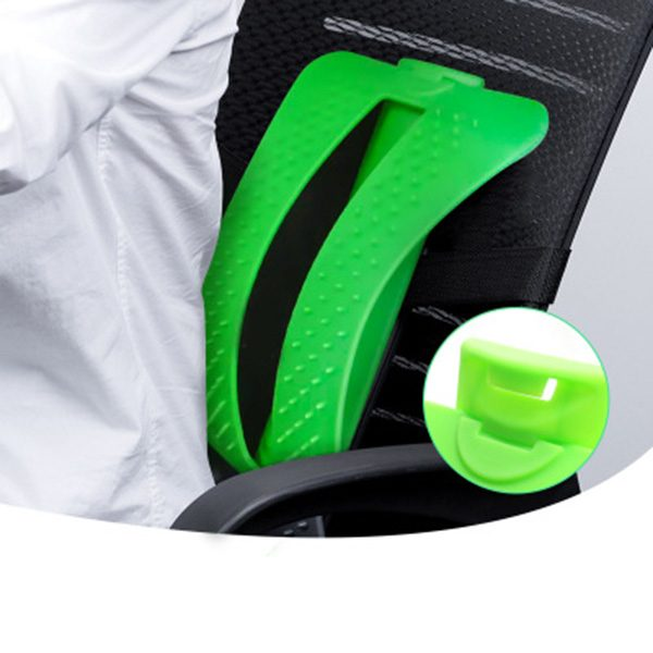 Adjustable waist massager
