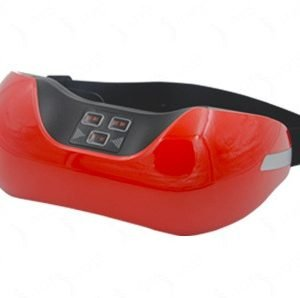 red EMS eye massager for relax