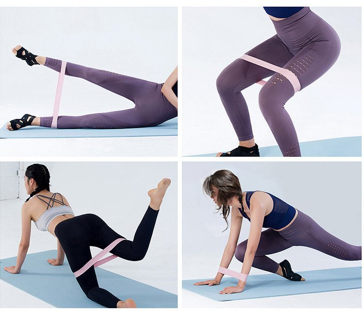how to use Yoga resistance bands
