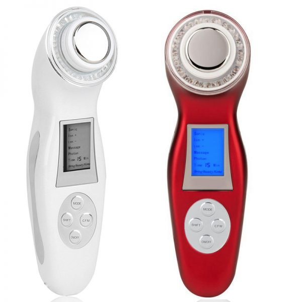 3 Color Photon LED Light Therapy Facial Beauty Machine