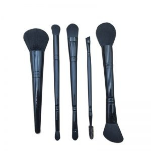 China 5 PCS Double-head Makeup Brush Set Supplier