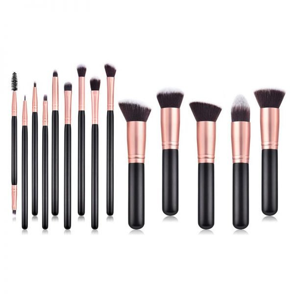 2019 popular makeup brush set