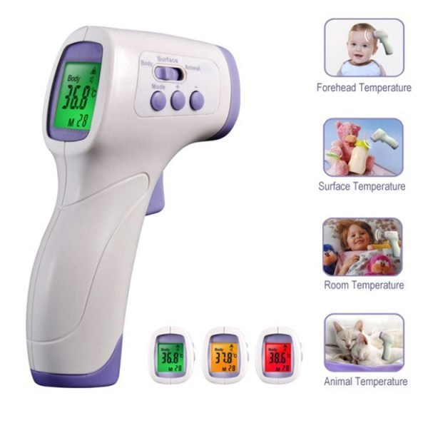 Multi-Function Non-contact Infrared Digital Thermometer Wholesale