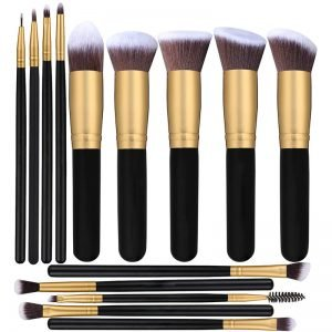 14 Pcs Makeup Brush Set Manufacture