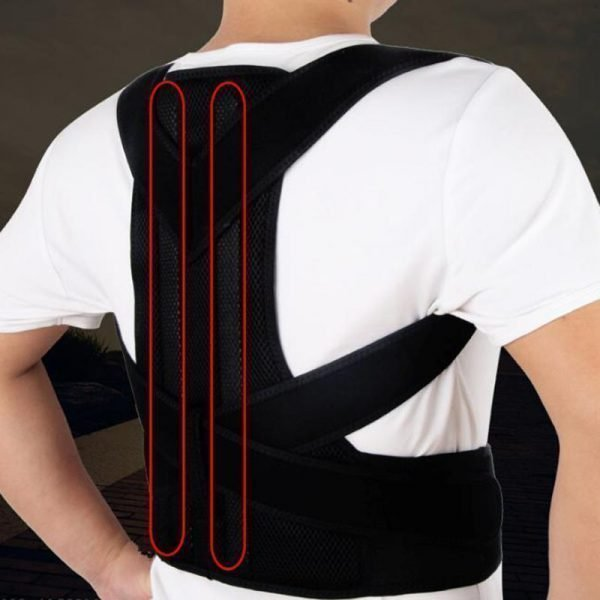 2019 New Upper Back Straightener Brace