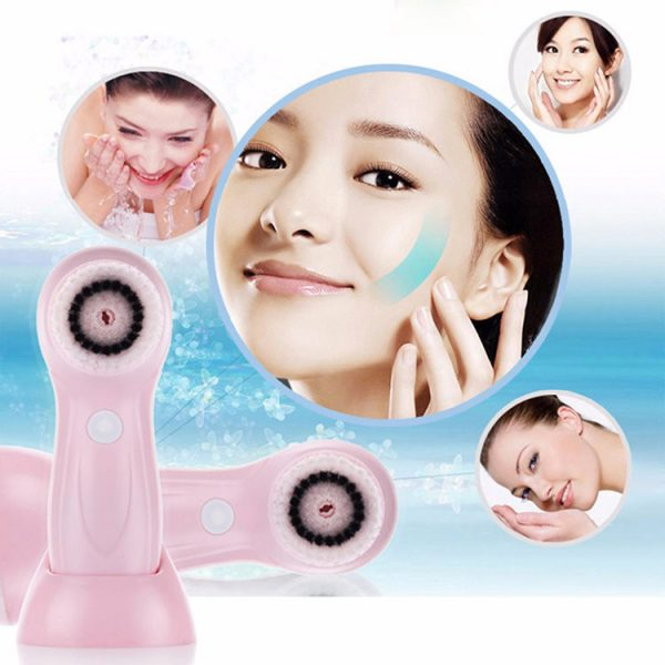 Rechargeable Face Cleansing Brush China Suppliers