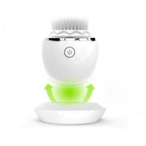 Wholesale 2019 Wireless Charging Electric Sonic Facial Cleansing Brush