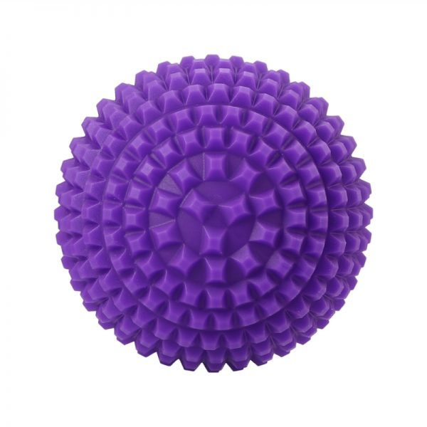 Vibrating Massage Ball Purple