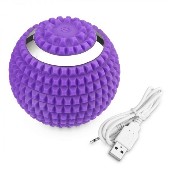Yoga Fitness Electric Massage Roller