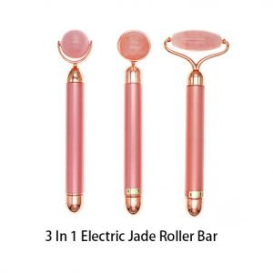 3 in 1 electric jade roller bar