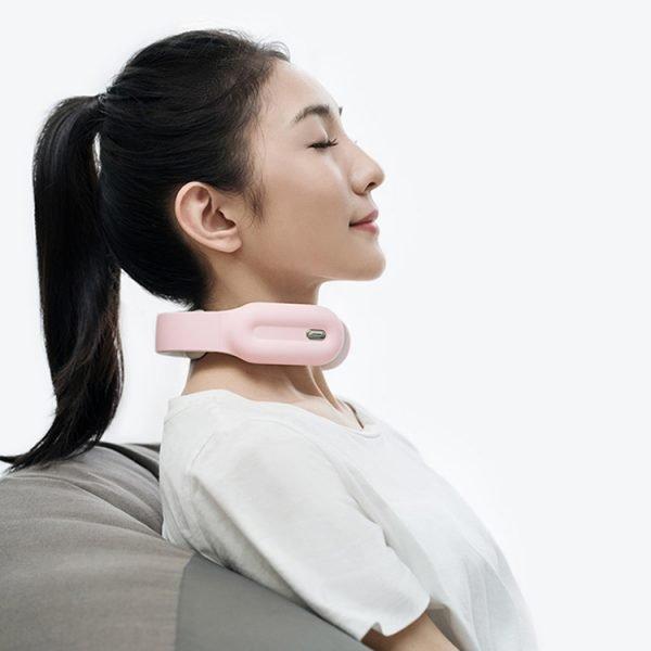 Enjoy the Portable Intelligent Neck Massager
