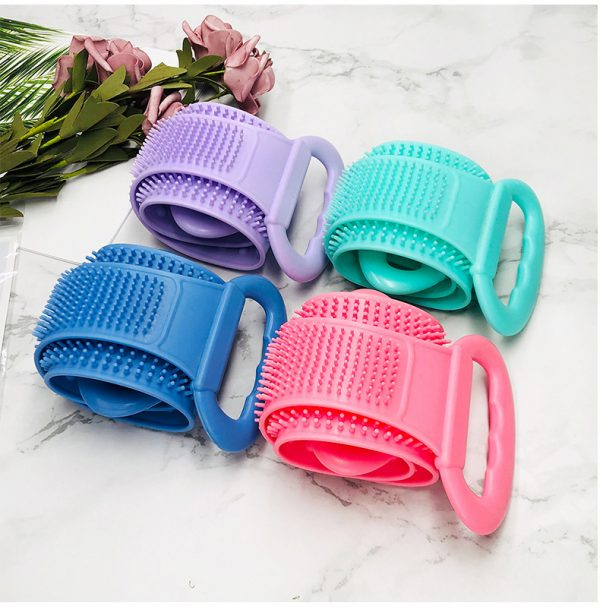 Silicone Back Scrubber for Shower Wholesale