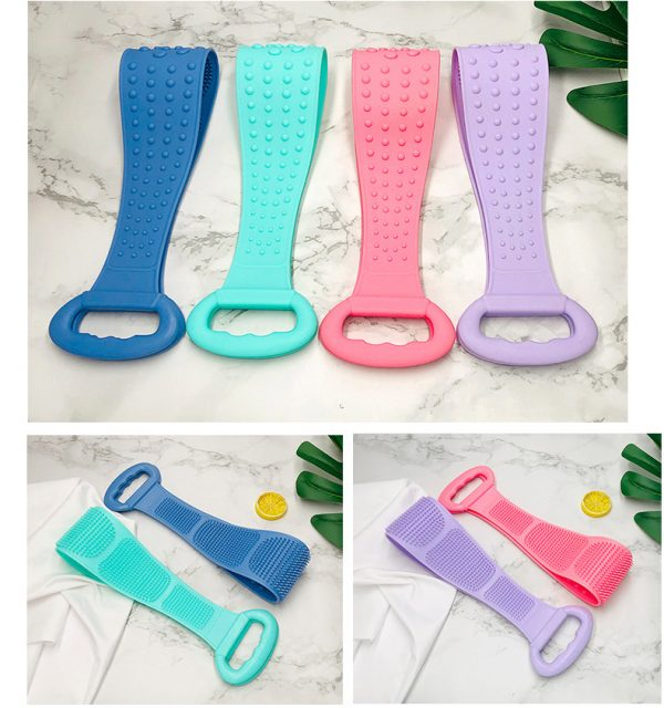 Silicone Back Scrubber for Shower factory Wholesale
