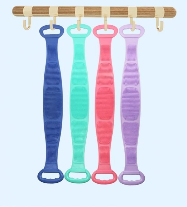 Silicone Back Scrubber for Shower factory supplier