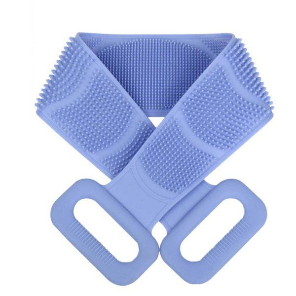 2020 Updated Silicone Bath Towel Belt