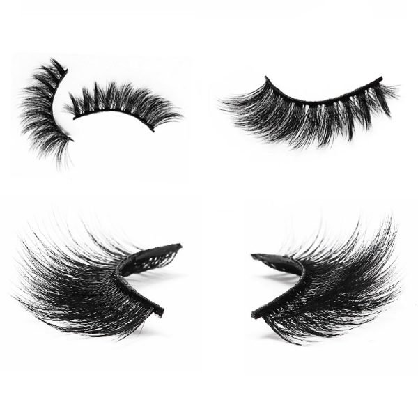 3D Faux Mink Lash 25mm Wholesale